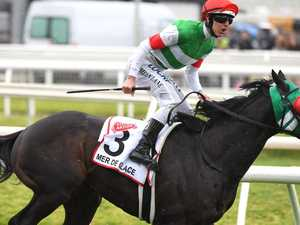 Caulfield Cup winner cops Melbourne Cup penalty