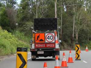 Drivers beware of these Noosa roadworks
