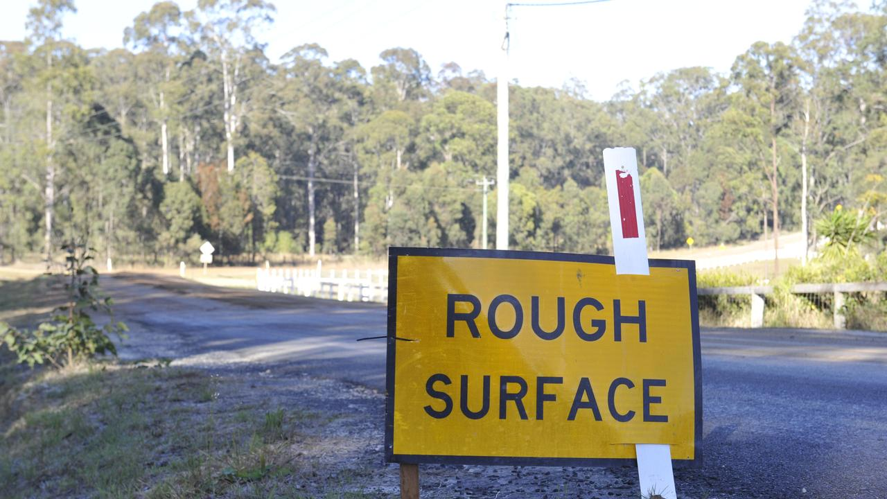 ROAD WORKS: Upgrades are being made to allow more drivers to avoid a section of the substandard Brisbane Valley Highway.