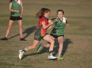 Maclean Highs v South High in junior girls