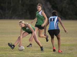Maclean High v Grafton in junior girls final at Daily