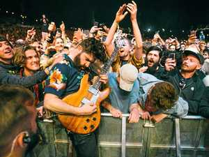 Are music festivals planning to leave Byron Bay?