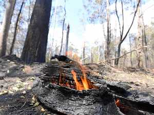 Fires continue to burn across region