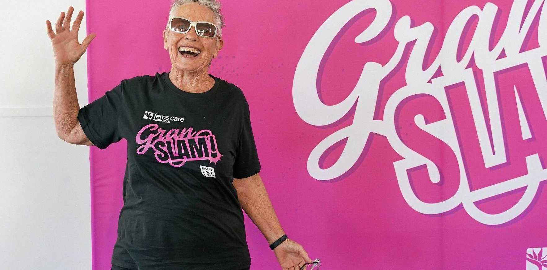 Gran Slam's Wendy Taylor.