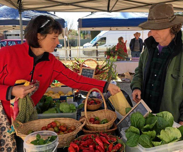 CLOSING: The Tenterfield Farmers and Producers Market will cease due to prolonged drought conditions.