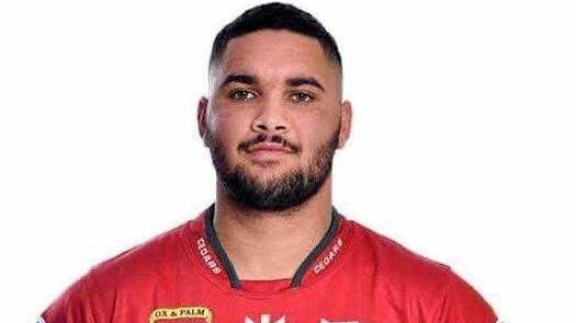 STAR RECRUIT: Lebanese international Alan Lockwood has signed to play with the Whitsunday Brahmans in 2020 on a one-year deal.