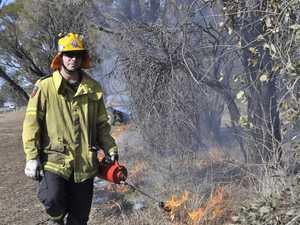 New rules see volunteers sacked as fire season heats up