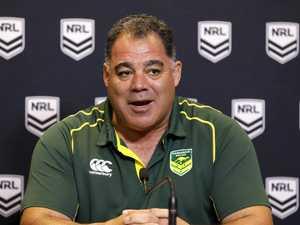 Meninga names eight new faces for Kiwi clash