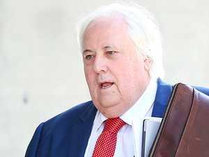 Green group slams Clive Palmer's Galilee mine bid
