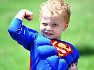 Children's Week: 400 families enjoy messy day of fun