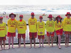 Sunshine SLSC powering on as club rebuild 'goes gangbusters'
