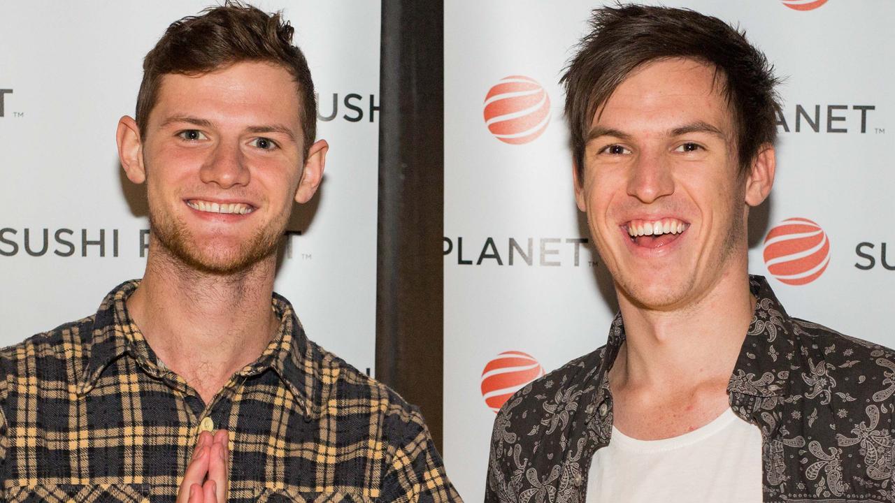 Ben Harvey and Liam Stapleton are leaving Triple J.