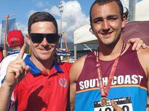 Perseverance key to Warwick athletes' success