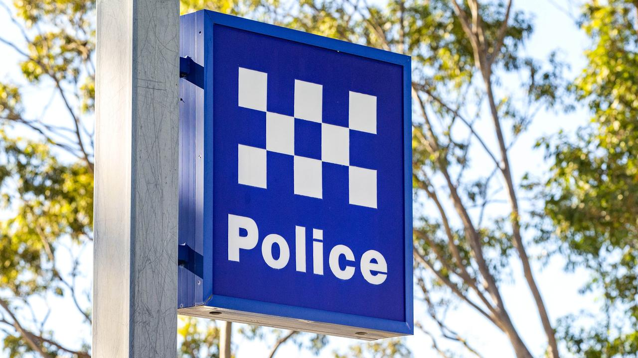 A 68-year-old woman was left unconscious after a brutal attack in Sandgate this morning. Picture: AAP Image/Richard Walker