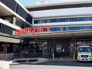 Alleged assault on mental health staff at Rockhampton Hospital