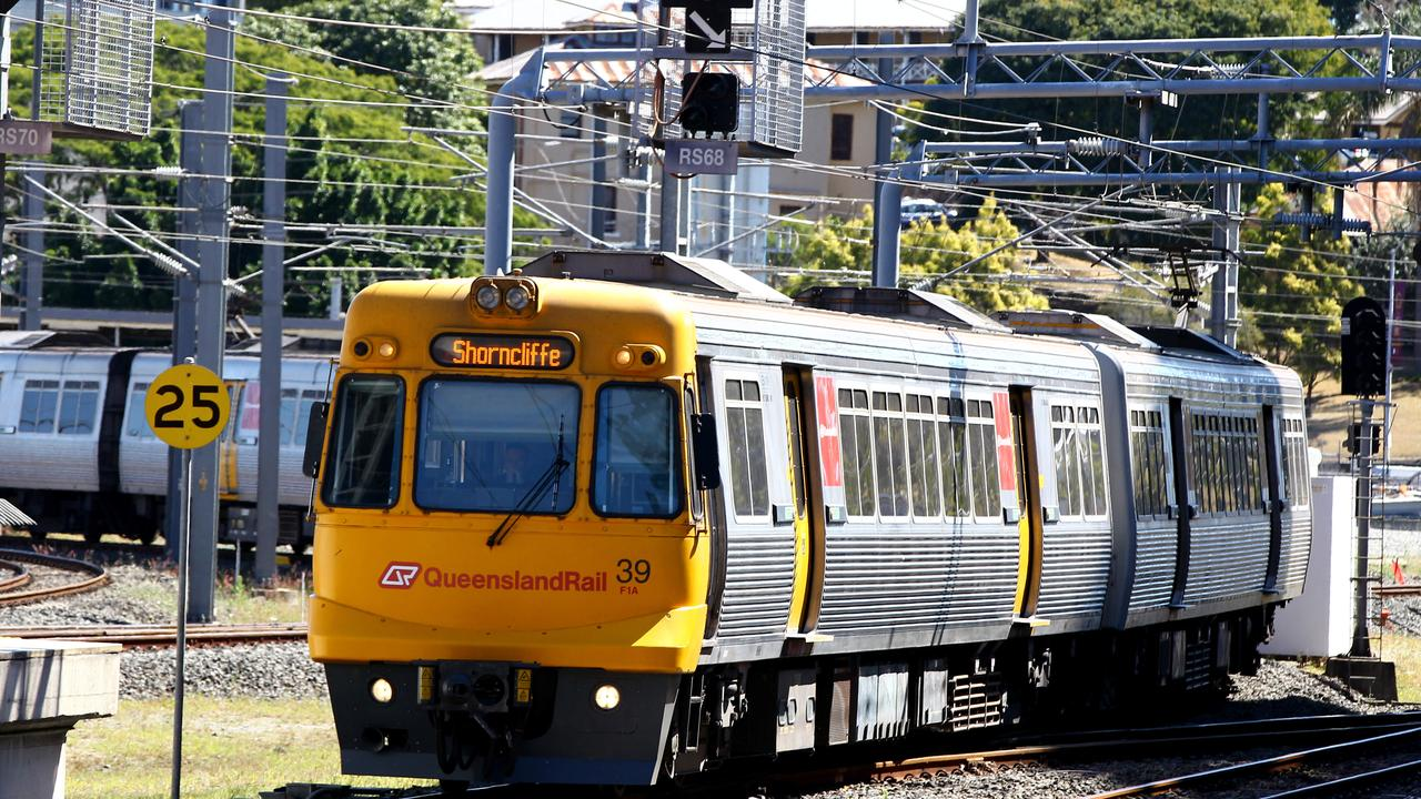 Trains on the Shorncliffe line are among those affected.