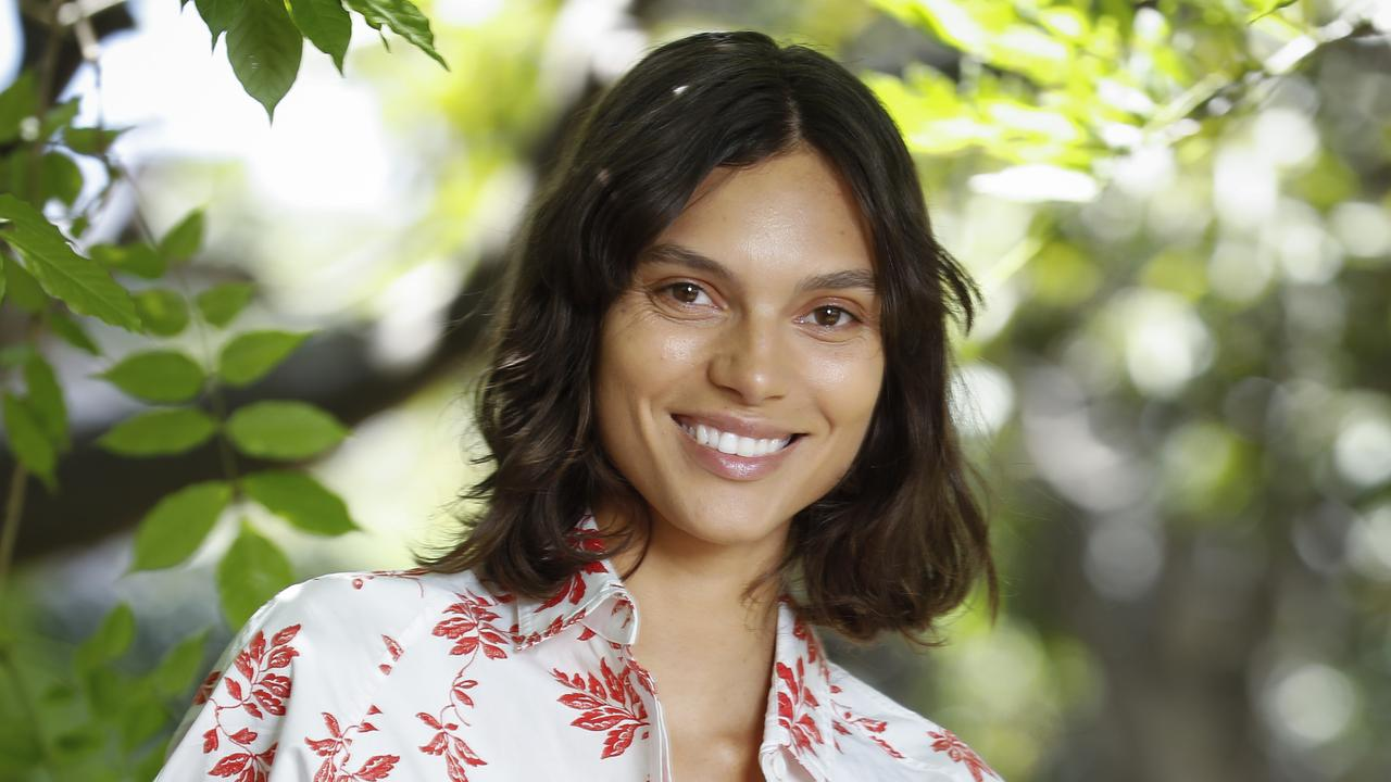 Charlee Fraser has been nominated as model of the year at the Australian Fashion Laureate awards. Picture: Chris Pavlich