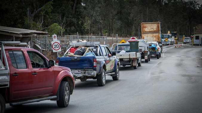 Gympie region tip to get extra hours