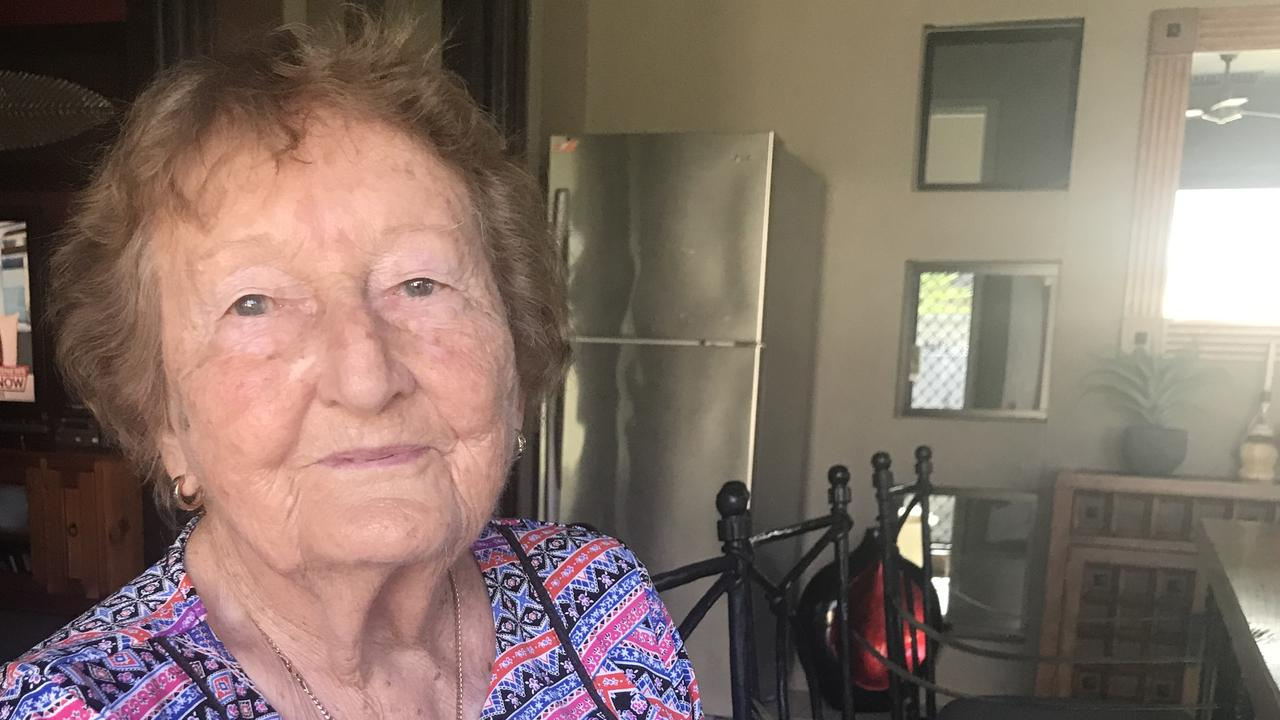 Hazel Barrie is one of the 1157 people in the Fitzroy region on the wait list for a home care package
