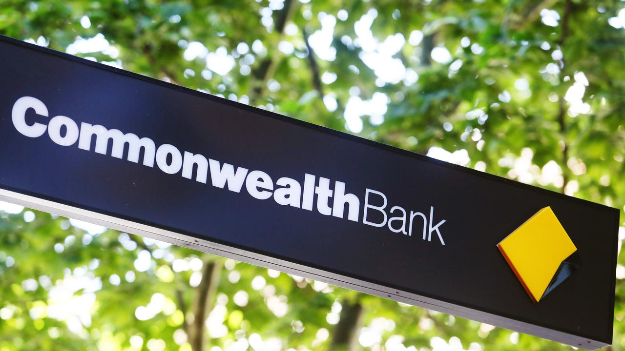 The Commonwealth Bank was hit by an outage last week. Picture: Hollie Adams