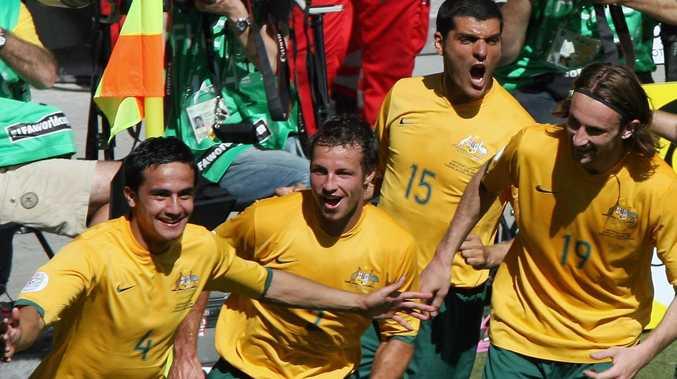 False dawn of Socceroos' 'Golden Generation'