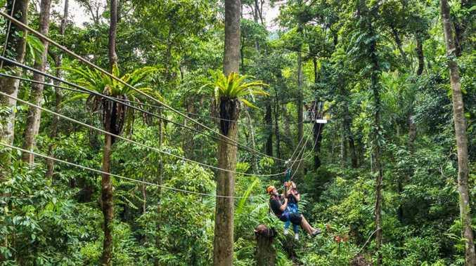 Man dies at Qld adventure tourist attraction