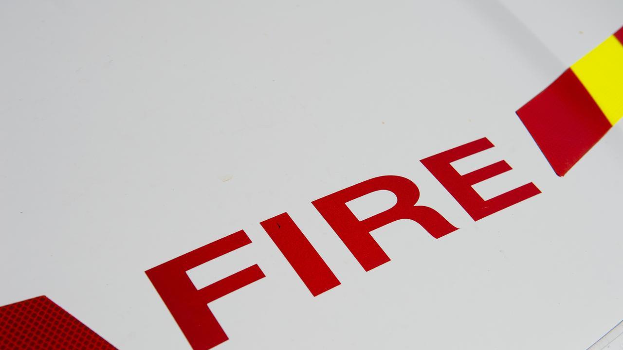 NSW rural fire service burn off