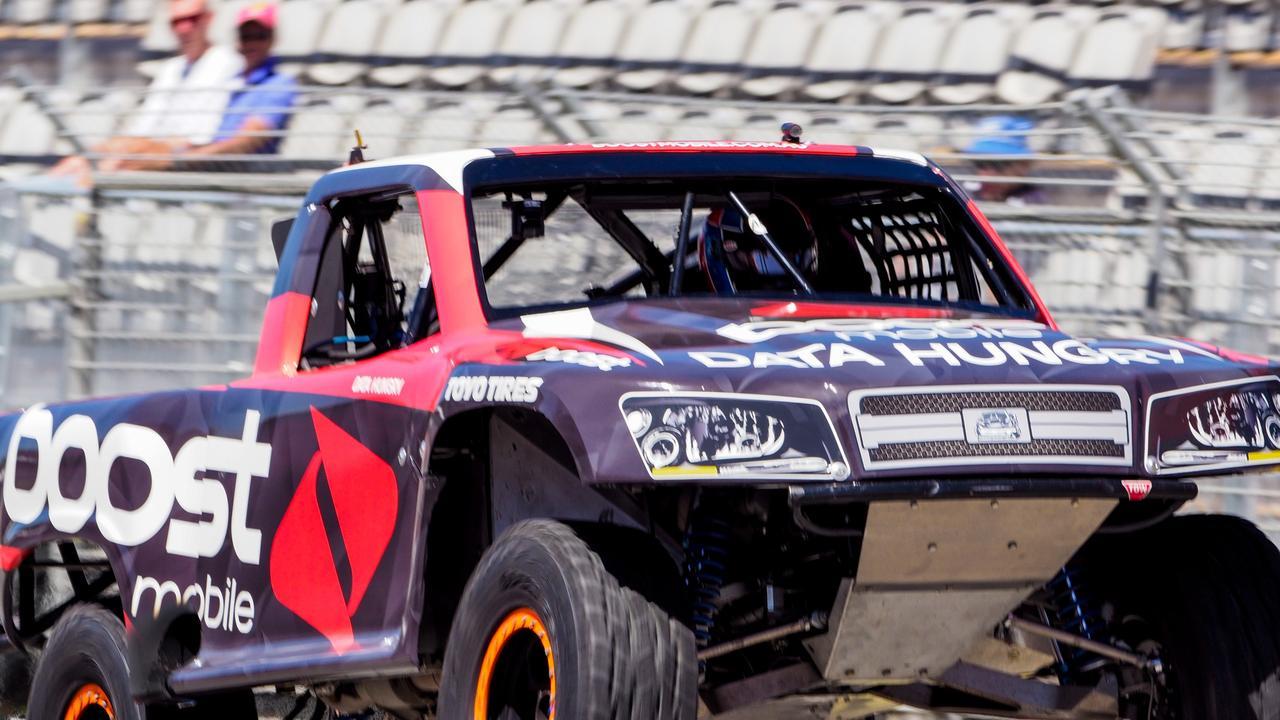 Stadium Super Trucks now sponsored by Battery World.