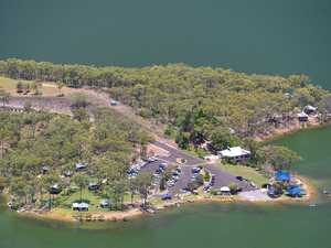 Final touches ahead of Lake Awoonga Adventure Race