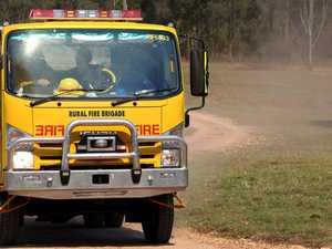 Three hour battle to contain highway fire