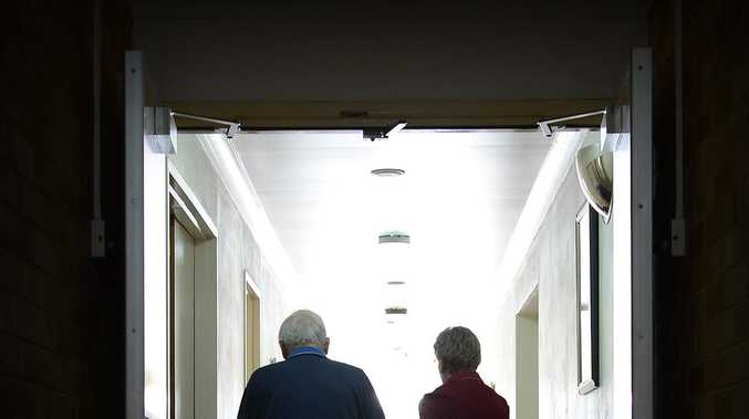 Barry O'Rourke: the problem the elderly are facing
