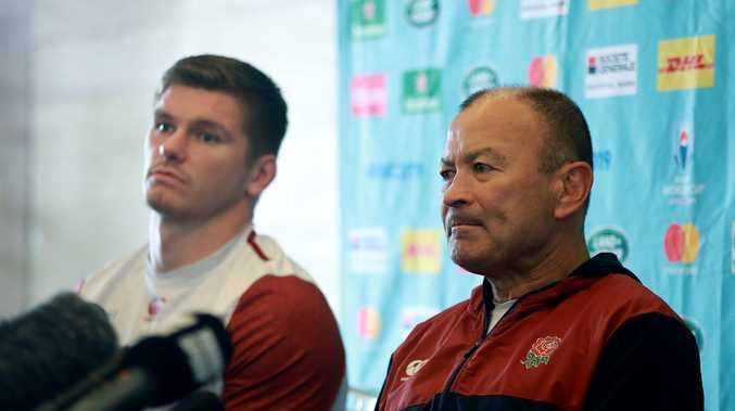 England coach drops spying bombshell