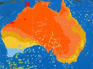 Australia to be hit by searing heat spike