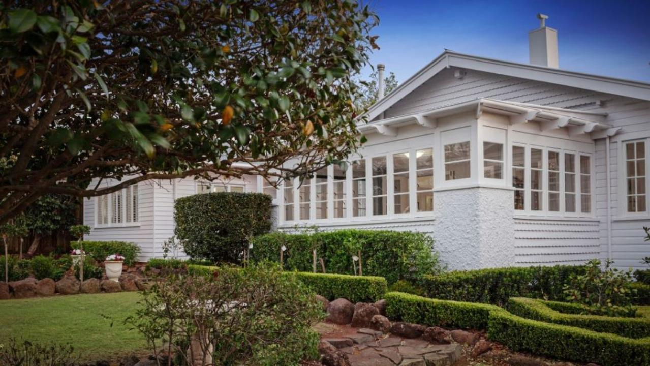 4 Anderson St, East Toowoomba, is for sale.