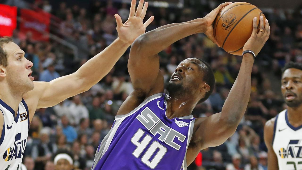 Harrison Barnes and the Kings can surprise in 2019-20, Paul Pierce says. Picture: AP