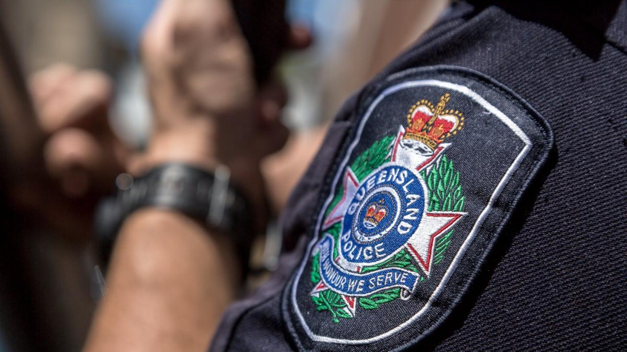 Queensland Police attended the scene of a fight on Saturday night. Photo: Queensland Police Service