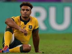 Genia hits out over 'brutal' Cheika treatment
