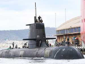 Submarine work plan 'troubling': Labor