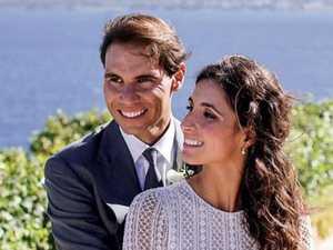 Revealed: Inside Rafa's stunning wedding