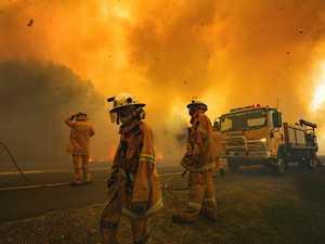 IN PICTURES: 40 photos inside horror Peregian blaze