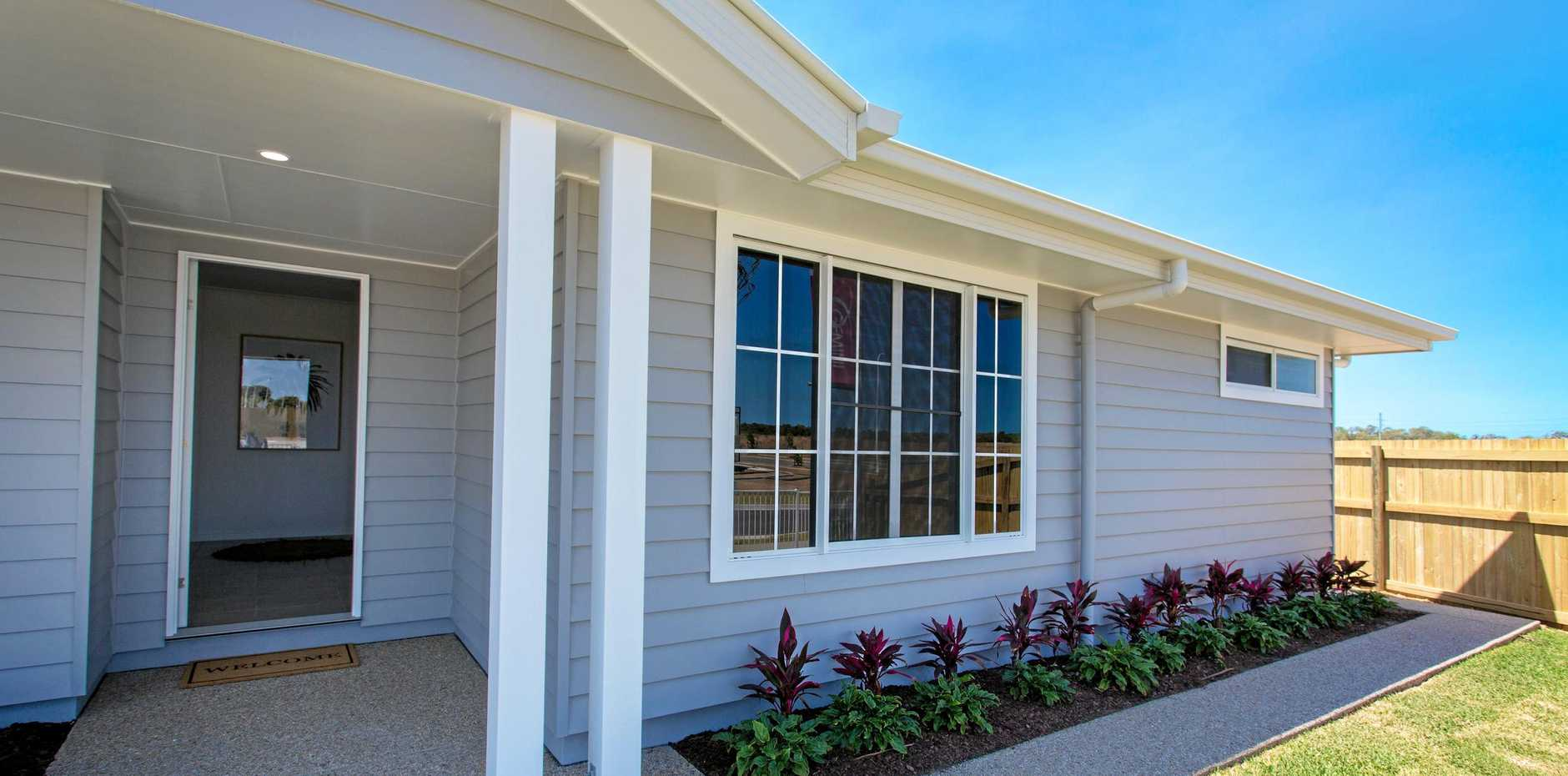 Gemini Homes won the catagory, Display Home $251,000- $350,000, at the Master Builders Housing & Construction Awards 2019 for the entry, The Panama 210, at Plantation Plams Estate.