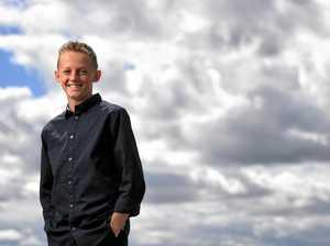 Teenager's bright idea to assist sick patients