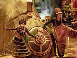 Steampunk fantasy to delight Queensland audiences