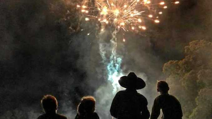 Fireworks and good old-fashioned fun at Alstonville Show