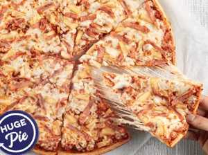Man sickened after eating ham on 'vegan' Domino's pizza