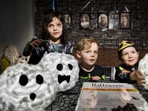 Families invited to get into Halloween spirit at fun day