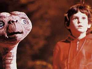 ET's former child star arrested