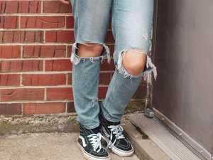 Big cuts create the perfect pair of denim shorts