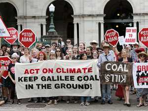 Green groups  unite to oppose Palmer's new coal mine