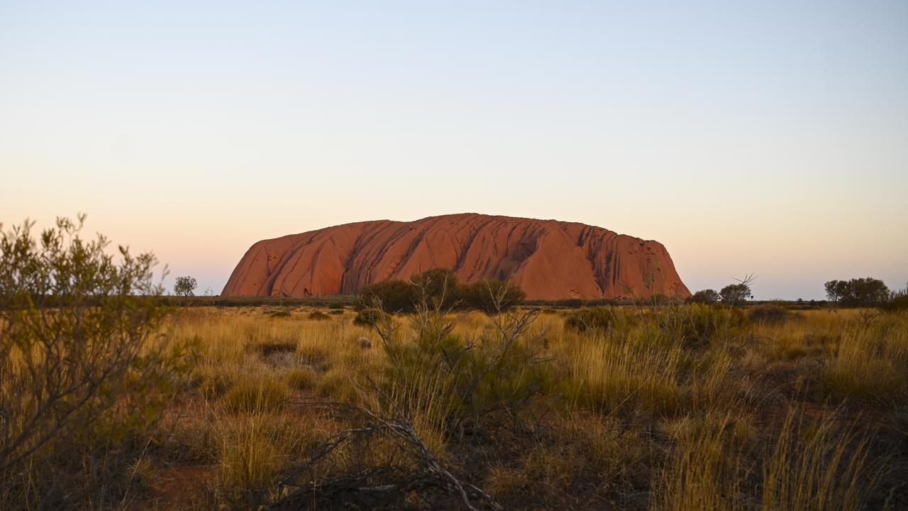 Uluru is of deep cultural and spiritual significance to the Anangu people. Picture: AAP/Lukas Coch